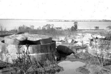 A110 historique des pollution