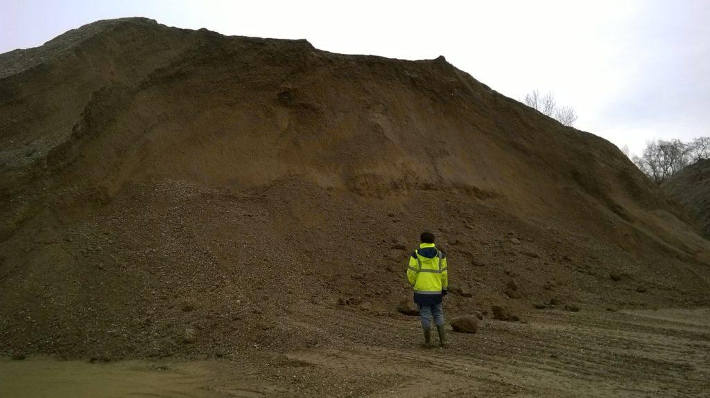 A260 - Prélèvements sur terres excavées